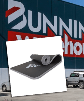 Bunnings Is Now Selling Gym Equipment So Now You Can DIY Your Workout Space