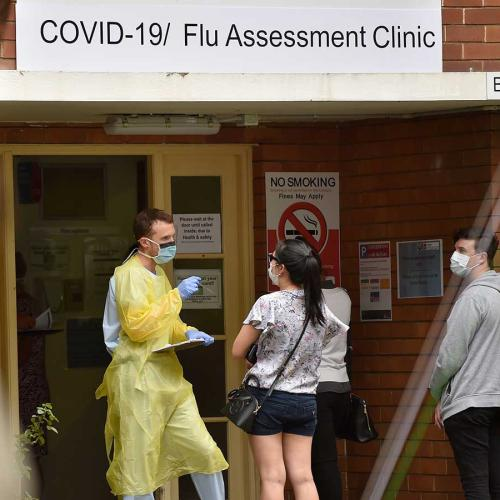 Some Restrictions Could Be Relaxed This Week As Coronavirus Cases Slow