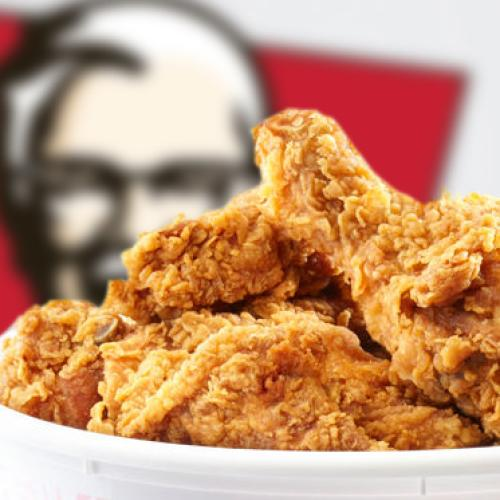 This KFC-Level Chicken Recipe Has Just 2 Ingredients, Including Chicken