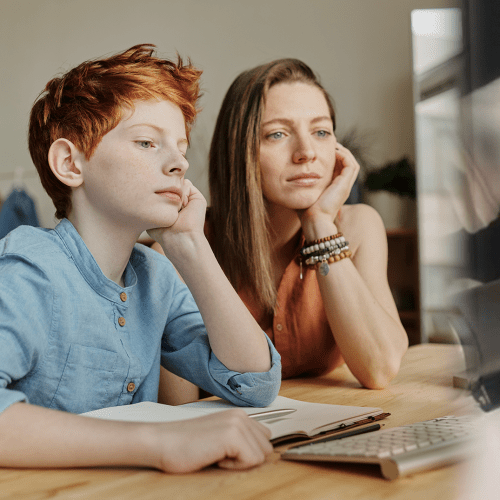 Melbourne Parents Reveal Their Horror Stories From Their Children's First Day of Homeschooling