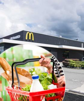 McDonald's Drive-Thru Has Added New Items To Its Menu To Help All Australians