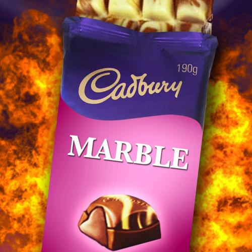 We Finally Know When Cadbury Marble Will Hit The Shelves & It's So Soon