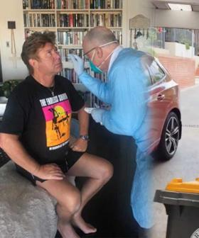 Richard Wilkins Cleared Of Coronavirus And He Announced The News In An Epic Video