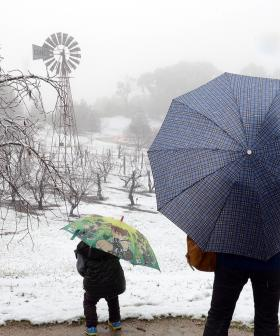 Significant Cold Front On The Way This Week Could Bring Early Snow To Victoria