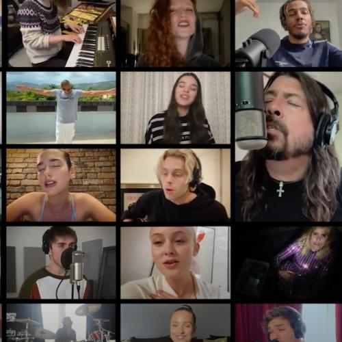 5SOS, Dua Lipa, Chris Martin And MORE Join Together To Sing Beautiful Cover Of 'Times Like These'