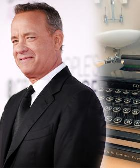 Tom Hanks Sends Letter And Typewriter To Aussie Boy Named Corona Being Bullied At School