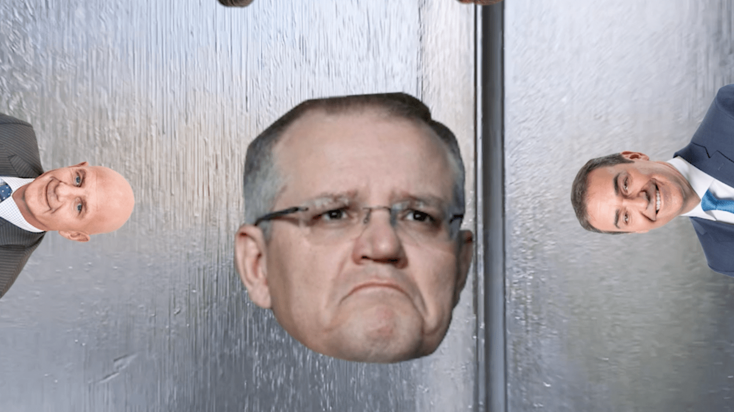 ScoMo's 3 Step Isolation Plan... SONG Version!!