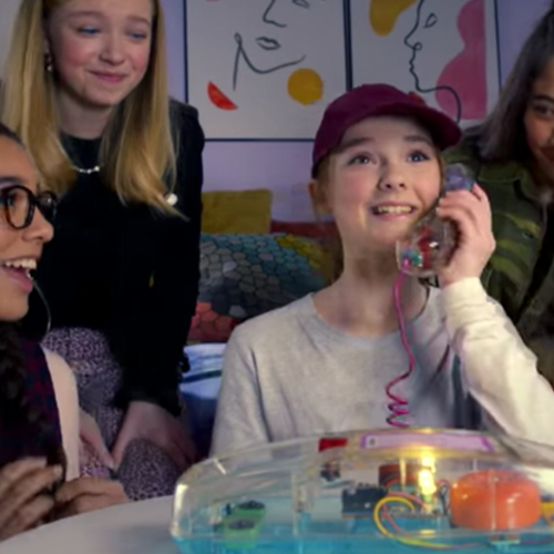 The First Teaser For The Baby-Sitters Club TV Series Is Here & It Is Perfectly Retro