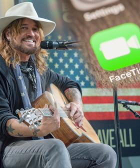 Billy Ray Cyrus Has Been Seriously Struggling With The World Of FaceTime During Quarantine