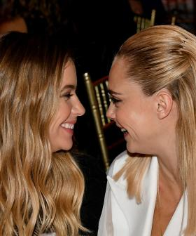 Cara Delevingne And Ashley Benson Have Reportedly Split And True Love Doesn't Exist