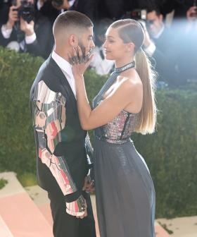 Zayn Malik's New Tattoo Is Sparking Engagement Rumours With Gigi Hadid