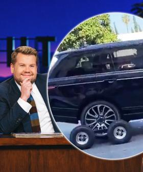 James Corden Reveals The REAL Reason He Didn't Drive For Justin Bieber's Carpool Karaoke