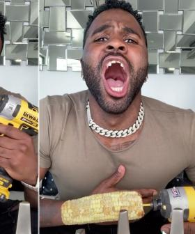 Jason Derulo Rips His Two Front Teeth Out In TikTok Challenge Gone Wrong