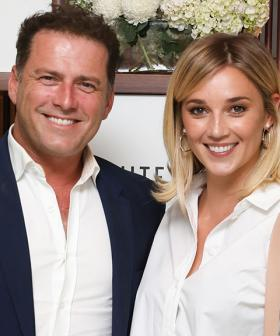 Kyle's Hilarious Text To Karl Stefanovic Following The Birth Of His Daughter