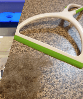 This $2 Kmart Item Could Clean Your Carpet Better Than Your Dyson
