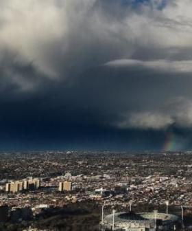 Severe Weather Warning Issued For Melbourne As Flash Flooding Threatens The City