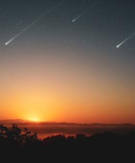 There Will Be Shooting Stars Visible All Over Australia Tonight & We're Talking At Least 50 Per Hour