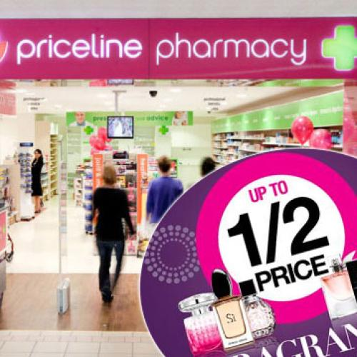 Priceline Launches Massive Half Price Fragrance Sale Just In Time For Mother's Day