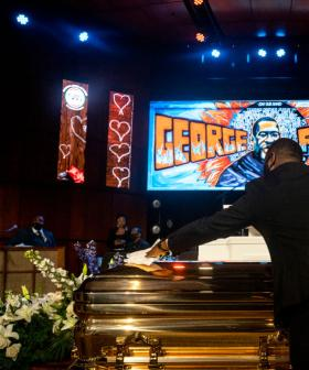George Floyd Mourned & Celebrated at Minneapolis Memorial