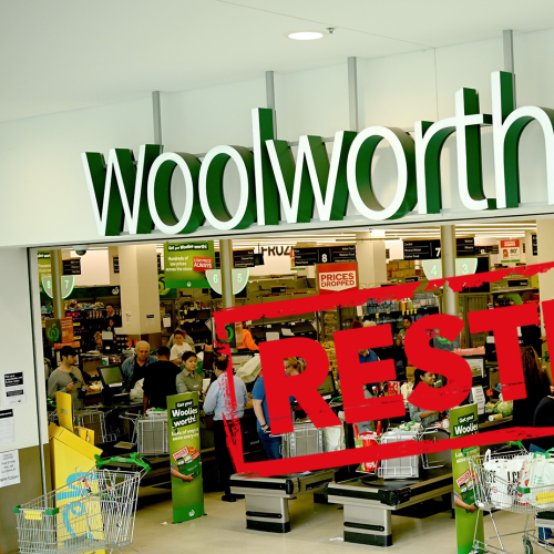 Woolworths Re-Instates Strict Purchasing Limits Across All Of Its Victorian Stores