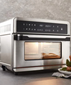 Coles & Aldi Will Sell Air Fryer Ovens This Week With Enough Space To Cook Pizza