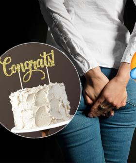 This Guy Bought His GF A Cake After She Farted In Front Of Him For The First Time