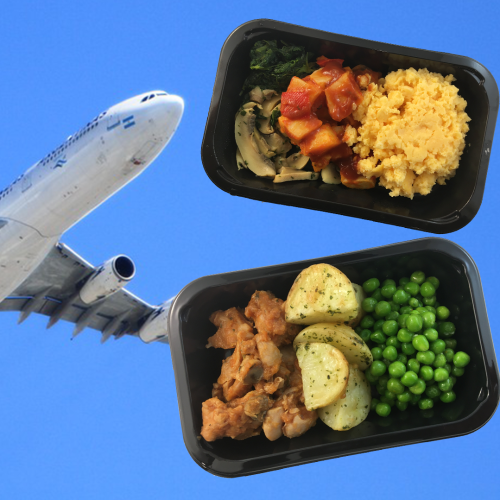 Having Travel Withdrawals? You Can Now Buy Plane Food For As Little As $2!