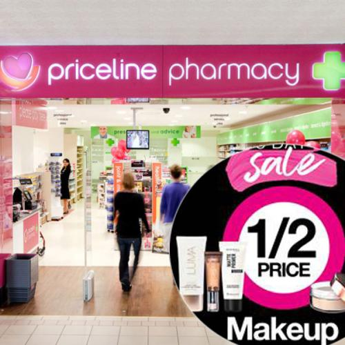 Priceline Is Doing Up To 1/2 Price Make Up 'Til Thursday!