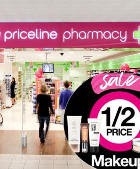 Priceline Has Launched A Massive Half Price Sale On Makeup and Face Masks
