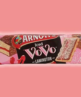 Arnott's Has Dropped LAMINGTON ICED VOVOS & The Biscuit Game Has Never Been So Strong