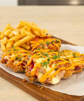 KFC Releases Recipe For A Zinger Parma And Get In My Belly!
