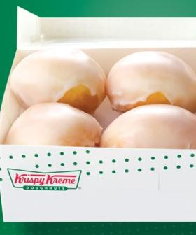 Krispy Kreme Glazed Bites Now Exist For When You're On Essential Trips