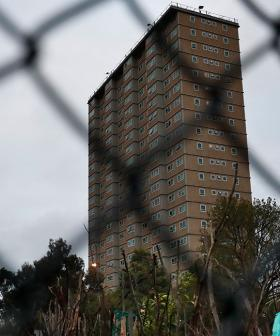 Dozens Of Complaints Made To Watchdog Over Treatment Of Residents Locked Down In Housing Towers