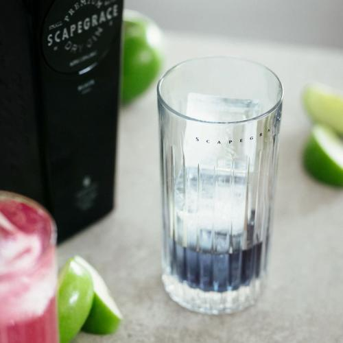 Move Over Rosé: Black Colour Changing Gin Now Exists!