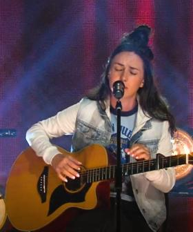 WATCH: Amy Shark Live In The Living Room Concert Series