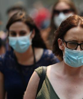 Government Changes Its Mind On Masks For ALL Residents In Melbourne