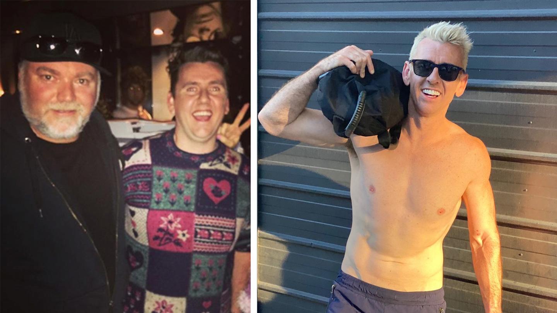 Kyle & Jackie O celebrate Intern Pete's fitness transformation