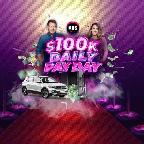 KIIS 101.1's $100,000 Daily Payday