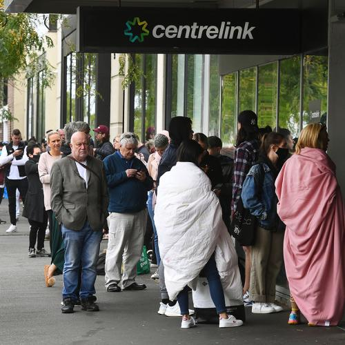 Nearly 1 In 10 Aussies To Be Unemployed By Christmas