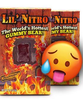 You Can Now Try The World's HOTTEST Gummy Bear!