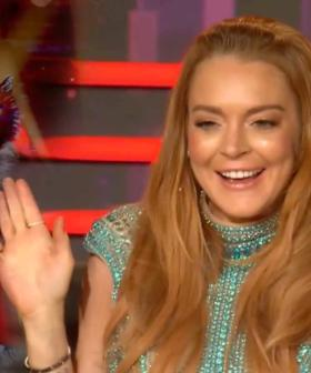 Lindsay Lohan Will Now Not Return To The Masked Singer!
