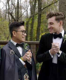 New Netflix Series 'Say I Do' Is Just Like 'Queer Eye' But With Weddings