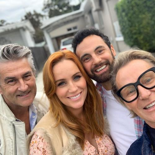 MAFS Couple Jules & Cam enlist The Block's Mitch & Mark To Renovate Their New Home!
