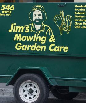 Founder Of Jim's Mowing In Hot Water After Telling Franchisees He'd Pay Their Fines To Break COVID Rules