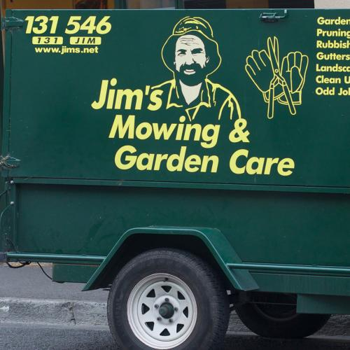 The Founder Of Jim's Mowing Is Calling For His Franchisees To Be Given COVID Vaccine Priority