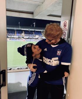 Ed Sheeran & Wife Cherry Are Having A Little Bubba & We're Cheerin'