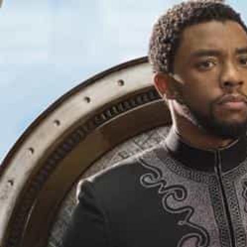 Black Panther Star Chadwick Boseman Dies Aged 43