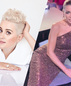EXCLUSIVE: Masked Singer Mistake! Dannii Minogue Sits Near Katie Noonan On Plane To Filming! Oops