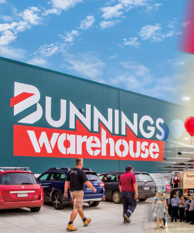Kmart & Bunnings Amazing Gesture To Melbourne Employees As Stores Are Forced To Shut