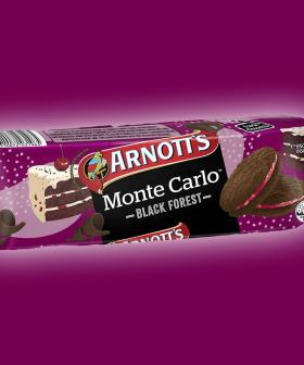 Arnott's Released A Black Forest Monte Carlo So Stock Up For Your Lockdown Snacking